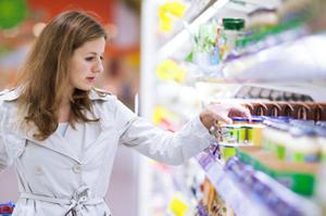 Glutenfreie Lebensmittel kaufen